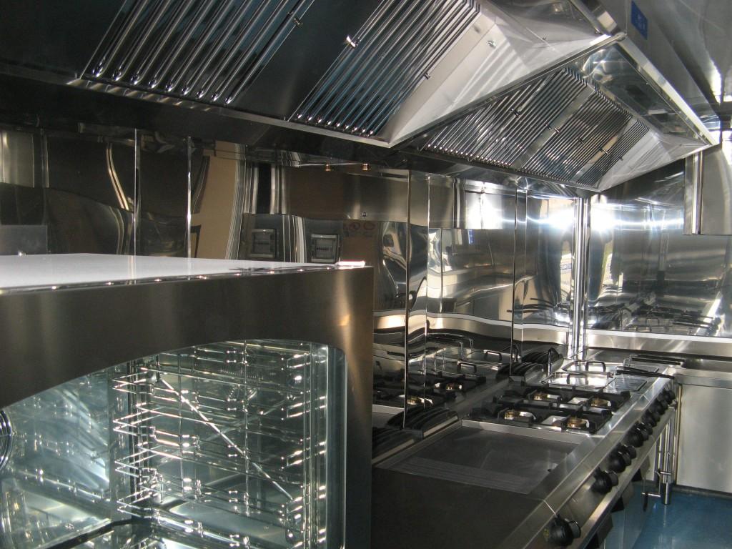 Cucine Industriali Per Ristoranti Usate.Attrezzature Necessarie Per Le Cucine Industiali