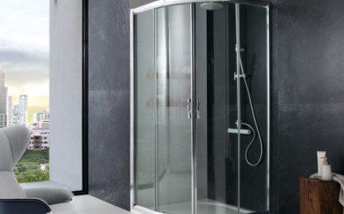I Box doccia della linea Basic di Kiamami Valentina