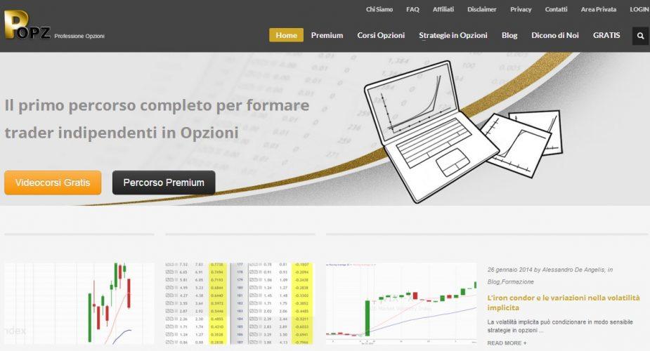 Lezioni di trading online con supporti e guide | Diventare Trader