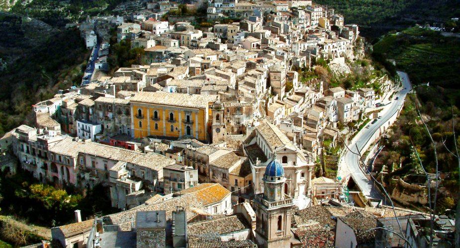 Le Bellezze di Ragusa. Visita la Sicilia.