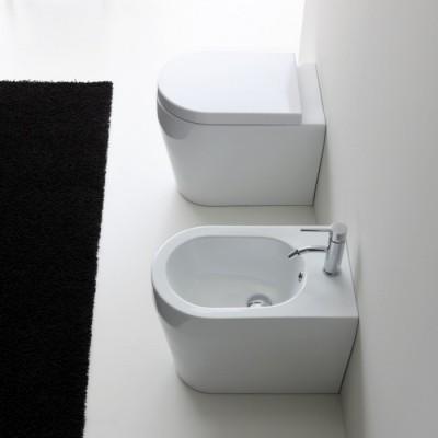 sanitari bagno a terra