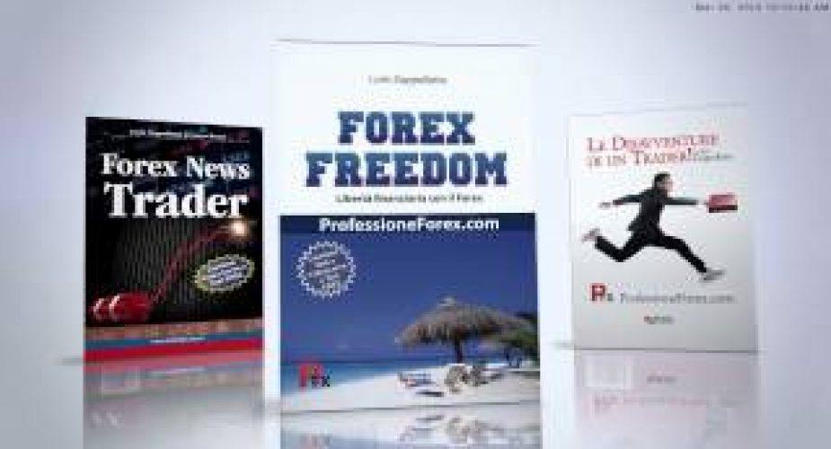 Le Guide sul Forex, scaricale gratis su Professioneforex.com