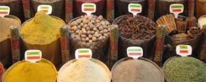 rotta delle spezie in sudafrica
