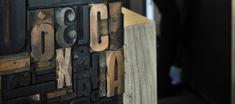 alla lettera ristorante tipografia