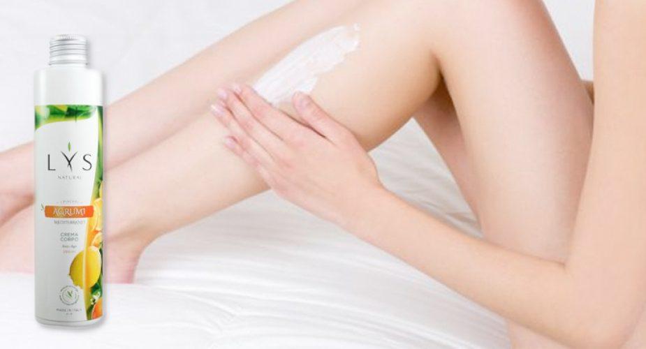 Crema idratante corpo: gocce di benessere per l'anima ed il corpo