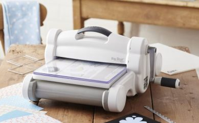Big Shoot Plus Starter Kit di Sizzix