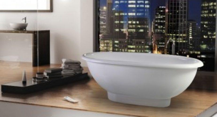 Vasche da bagno: ultime tendenze di arredamento