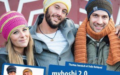 Lavorare all'uncinetto: realizzate 23 nuovi capi grazie al libro myboshi 2.0