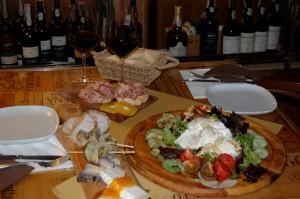 enoteca alessi - natale a firenze - wine bar
