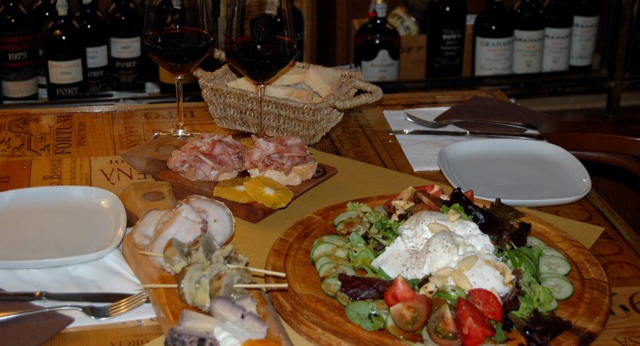 enoteca alessi – natale a firenze – wine bar