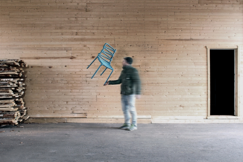 Loop Chair by Marcus Johansson