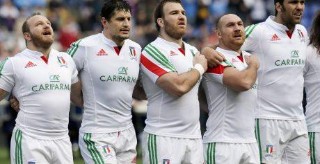 Nazionale italiana di Rugby sceglie NH