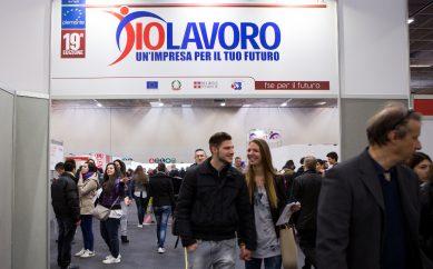 A TORINO LA 20a EDIZIONE DI IOLAVORO – 6-7-8 APRILE 2016 AL PALA ALPITOUR