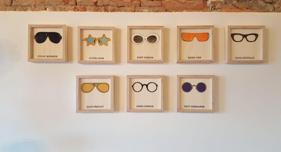 Dal Balsamico Tradizionale di Modena a Famous Glasses: vera arte alla cascina Bonini