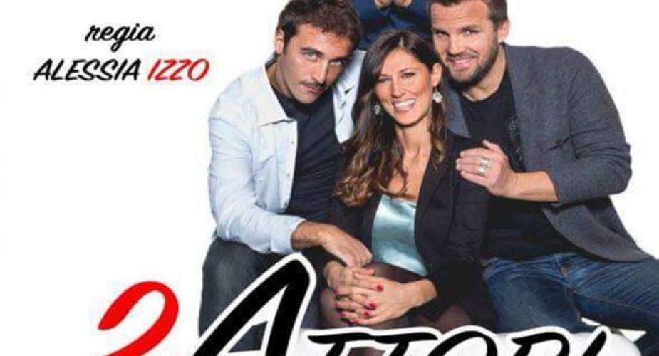 """""""Tre Attori in Affitto"""" la commedia di Stefano Francioni in tournèe da Gennaio 2018"""