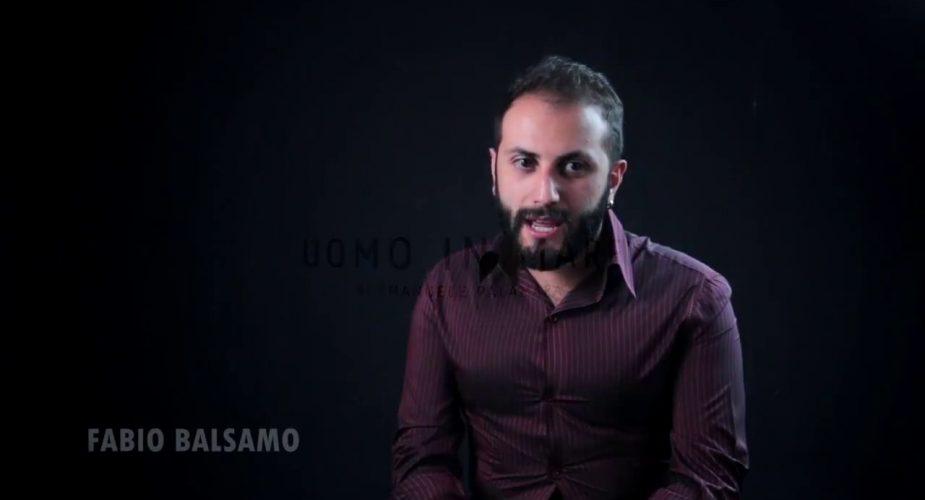 """FABIO BALSAMO """"IN SIAMO TUTTI FELICE"""". L'INTERVISTA"""