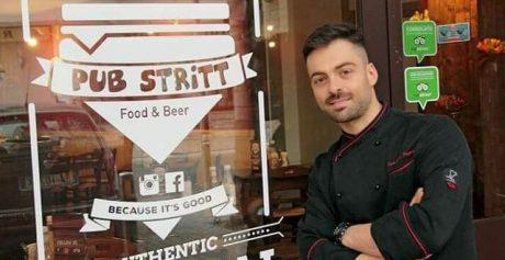 """da """" Pub Stritt""""  il panino di qualità  diventa d'asporto"""