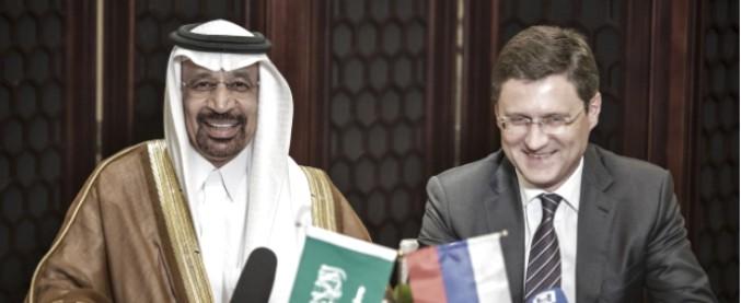 Petrolio accordo paesi esportatori