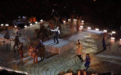 Tra circo e sogno, il divo Claudio Baglioni conquista l'Arena di Verona