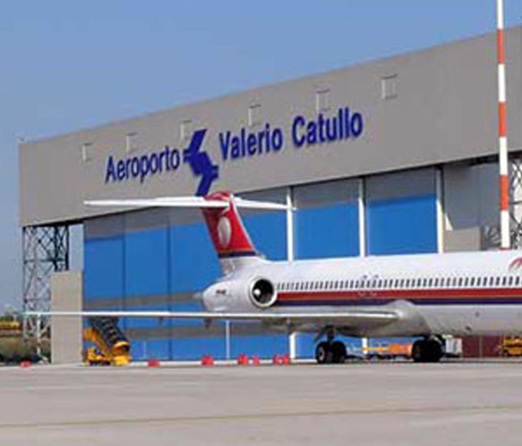 In forte crescita il traffico dell'aeroporto di Verona ...