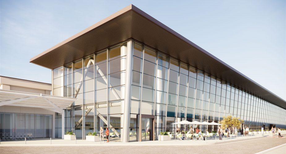 catullo-garda-airport-aereoporto-verona-Nuova-struttura-landside-Terminal–Aeroporto-Verona