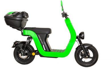 Scooter Sharing Milano: Arriva Govolt Mobility, il primo scooter elettrico di nuova generazione