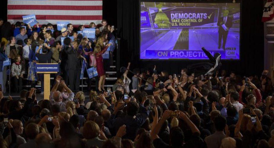 Gli americani hanno scelto. Democratici alla Camera, repubblicani al Senato.