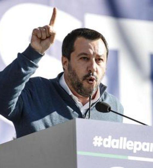 Salvini, dialogo con Ppe,fuori sinistra