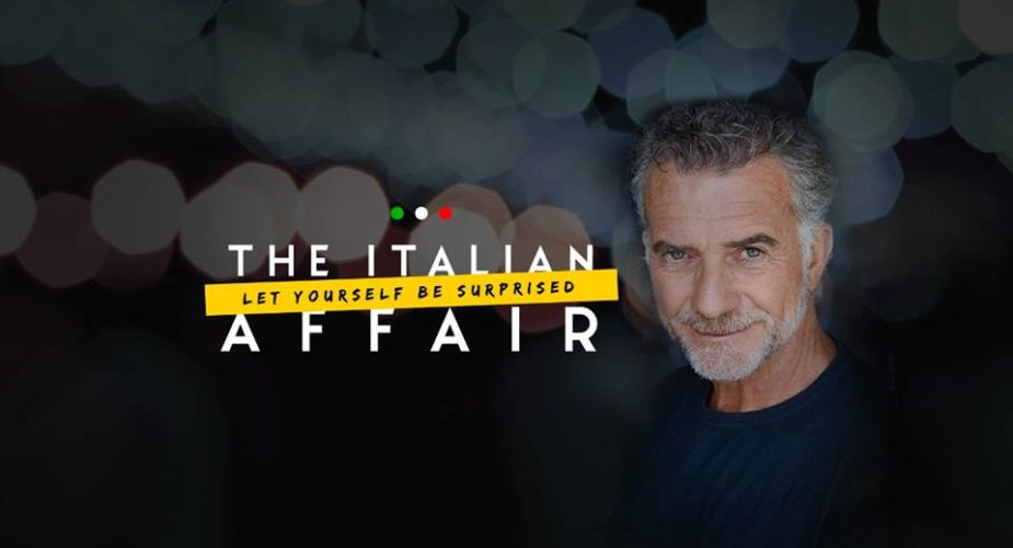 """THE ITALIAN AFFAIR"" di  Fabio Massimo Bonini da Youtube passa alla  Tv"