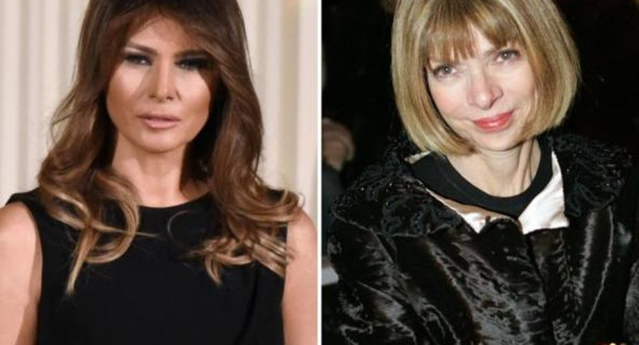Melania Trump contro Anna Wintour, scontro su copertina Vogue