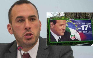 Manlio Di Stefano (M5S:) «Un ventennio berlusconiano l'abbiamo già avuto e non credo che qualche italiano ne senta la nostalgia»