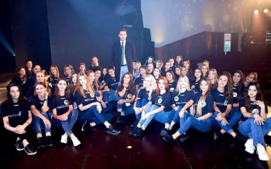 Arriva Miss Europe Continental in The World