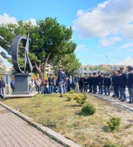 Campobasso ricorda poliziotti Trieste