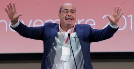 Zingaretti: «In agenda ius culturae e ius soli». Fonti M5S: «Siamo sconcertati. Preoccupiamoci di famiglie in difficoltà, lavoro, e imprese»