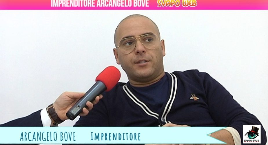 ARCANGELO BOVE, IMPRENDITORE ALL'AVANGUARDIA