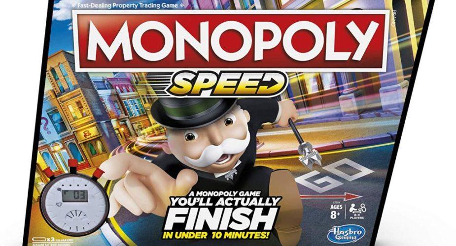 Arriva il Monopoly Speed, si fanno affari in 10 minuti