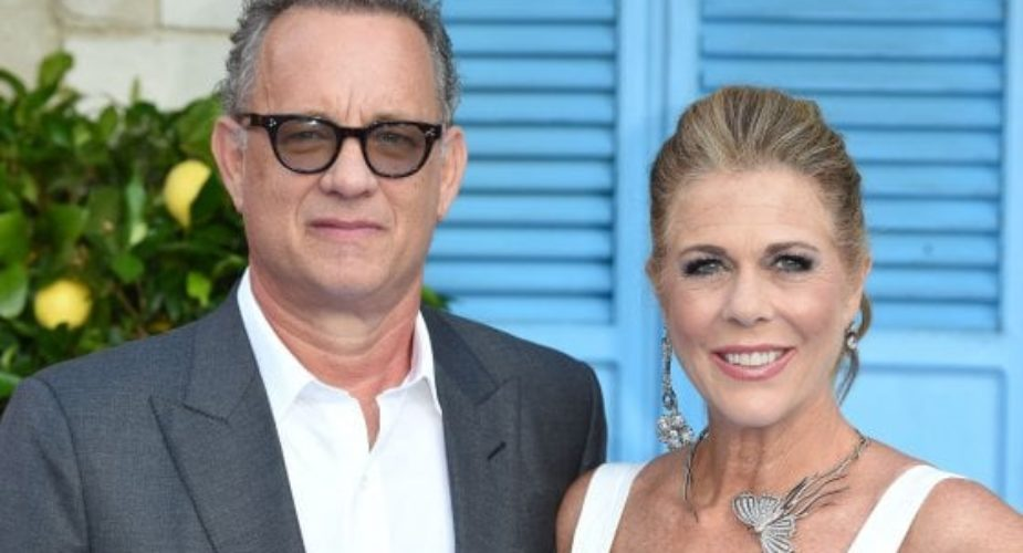 Coronavirus, positivi Tom Hanks e moglie