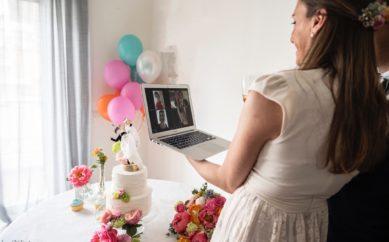 """Nasce """"Matrimoni in casa"""", la nuova iniziativa della Wedding Planner Michelle Carpente"""