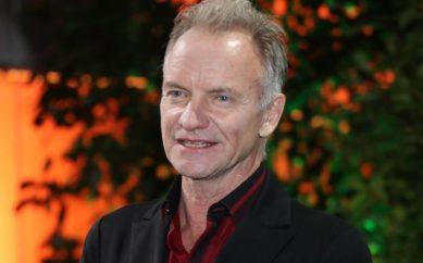 Primo Maggio: Sting, celebro i lavoratori d'Italia