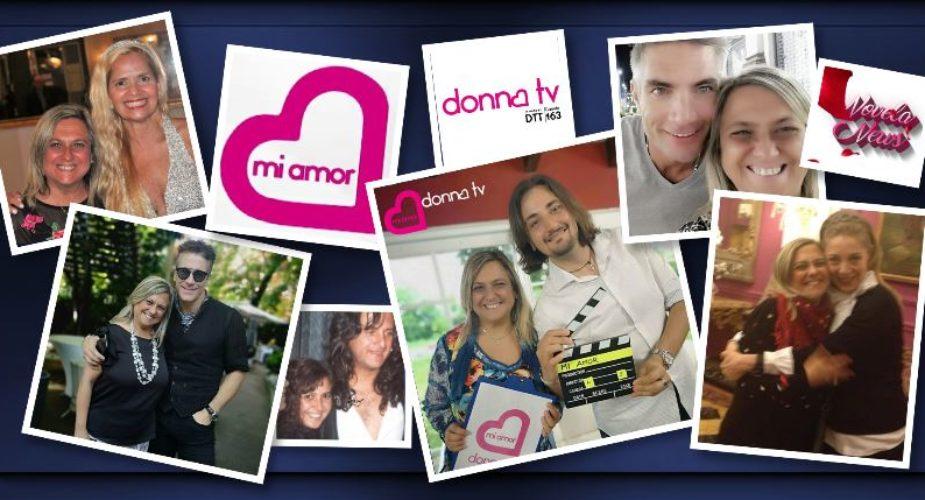 Daria Graziosi, la professionale conduttrice dei programmi Di Donna Tv