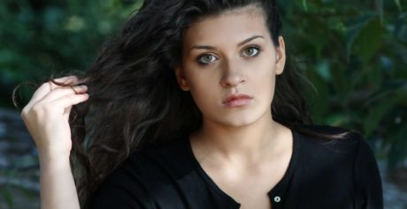 """Marika Lenzi  è Vesna in """"Mare Fuori""""  la serie tv di  Rai2"""